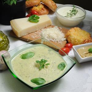 Bazyliowa zupa krem