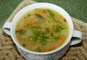 Zupa dla singla